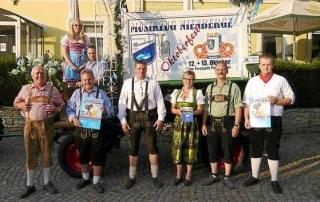 Auf das bayerische Spektakel freut sich der Musikzug Nienberge schon jetzt, zumal es im Jubiläumsjahr noch größer werden soll als in den vergangenen Jahren. Foto: fre
