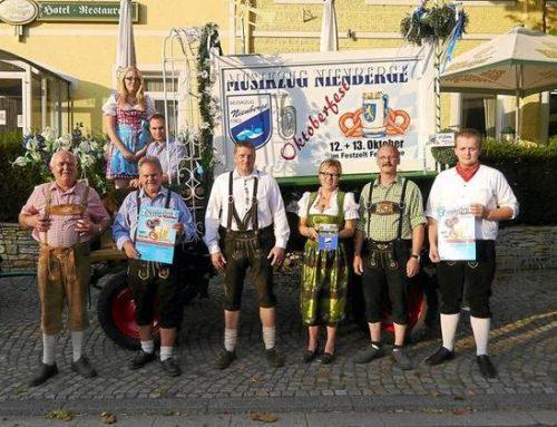 Musikzug Nienberge plant Oktoberfest mit Festkommers